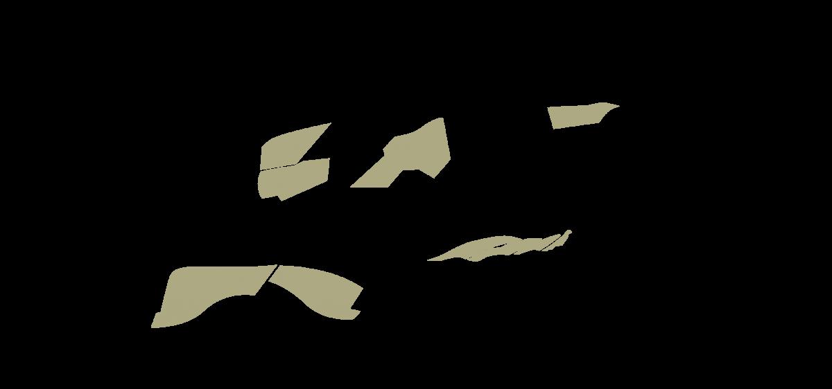 Map layer highlighting the location of cabernet sauvignon blocks